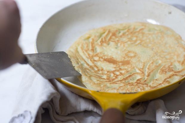 Рисовые блины - фото шаг 3