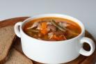 Суп фасолевый с курицей
