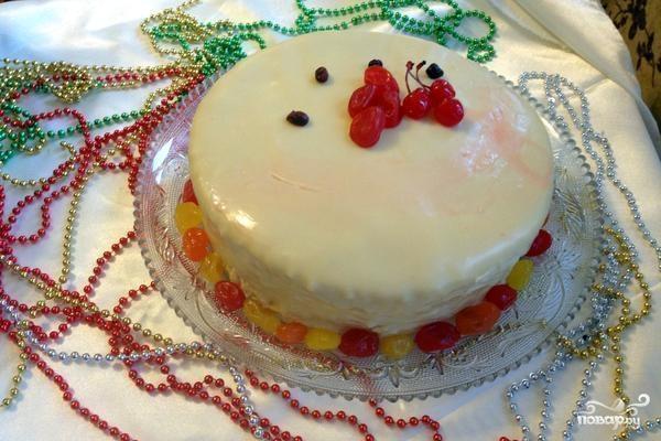 "Торт ""Жемчужина"" - фото шаг 21"