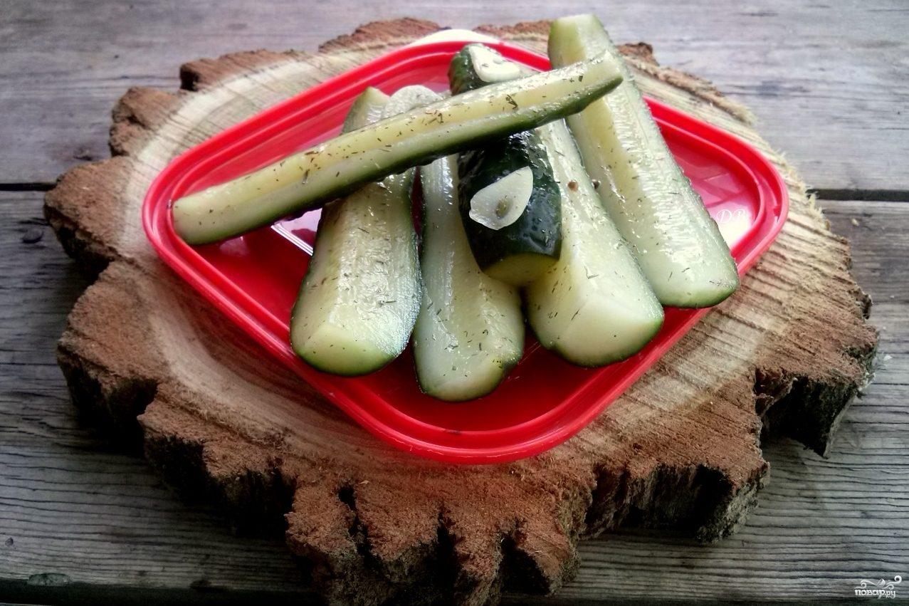 Маринованные баклажаны пошаговый рецепт
