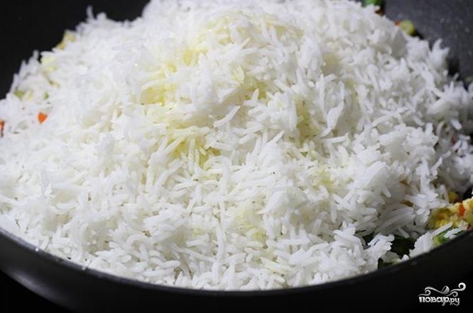 Поджарка к рису - фото шаг 3
