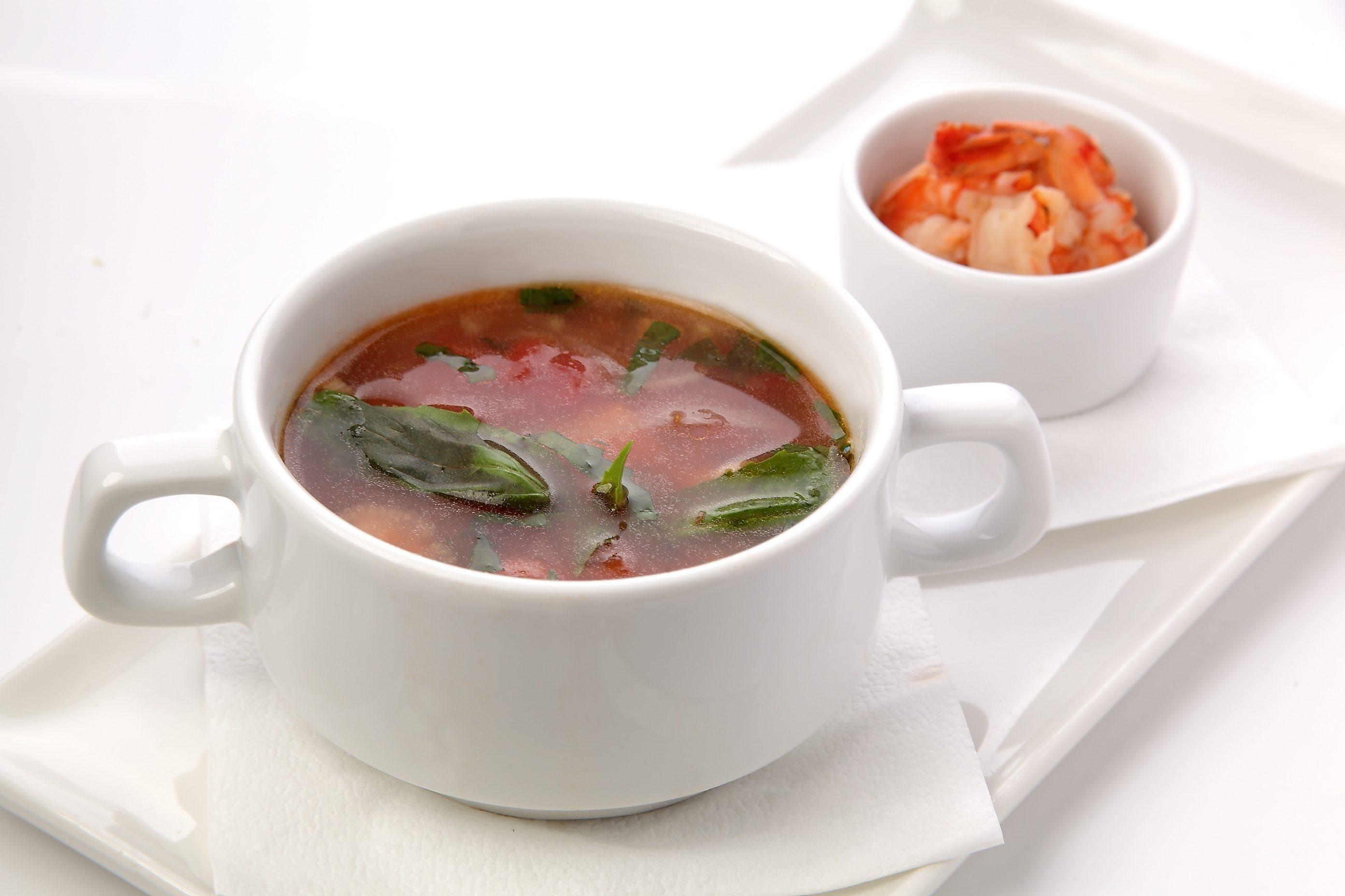 Рецепт Бостонский суп для похудения
