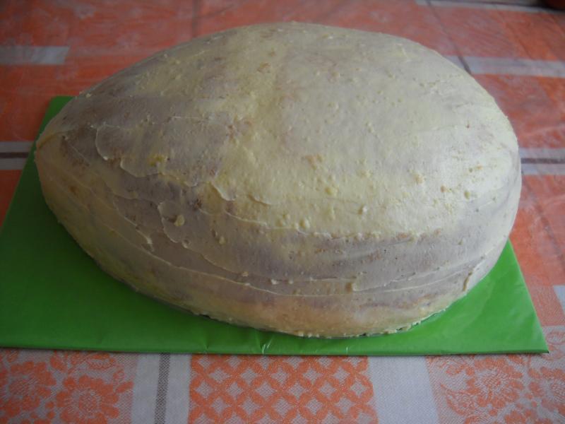 торт киндер сюрприз пошаговый рецепт с фото