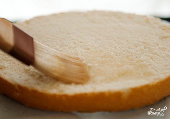 Рецепт Сахарный сироп для пропитки бисквита