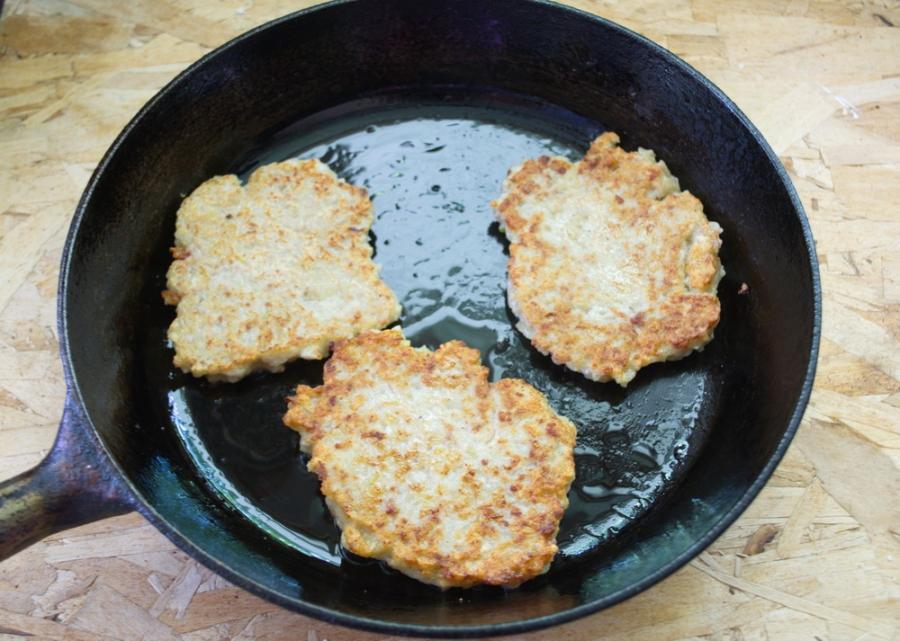 Рецепт драников с мясом с фото