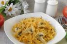 Солянка из свежей капусты с грибами