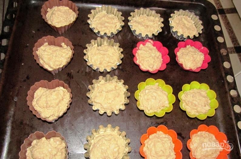 Кексики на кефире рецепты с рецепт пошаговый