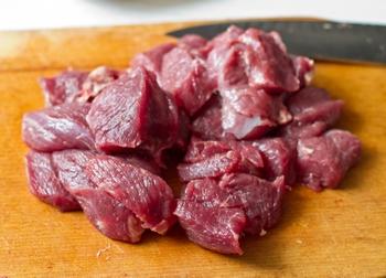 Стифадо из говядины - фото шаг 3