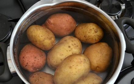 Рецепт Картофельное тесто для зраз