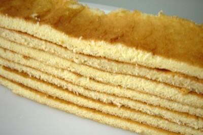 "Торт ""Интрига"" - фото шаг 3"