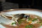 Рыбный суп из сазана
