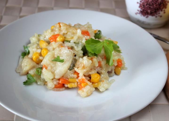 Пангасиус с овощами - фото шаг 5