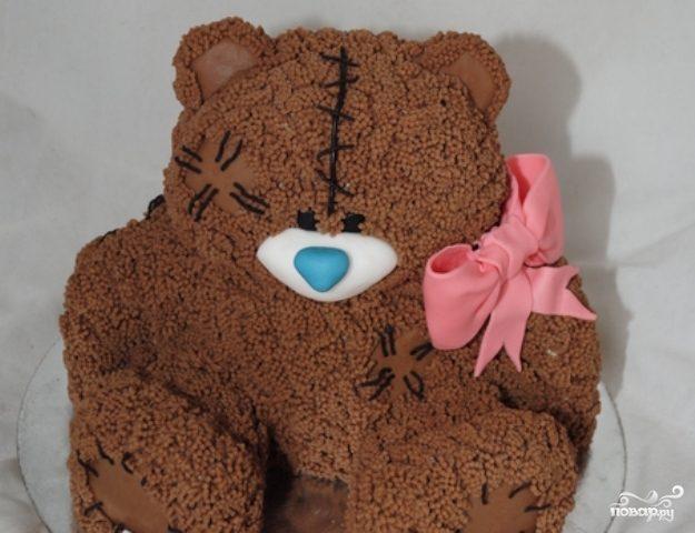 "Торт ""Медвежонок"""