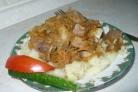 Говядина со сметаной в мультиварке