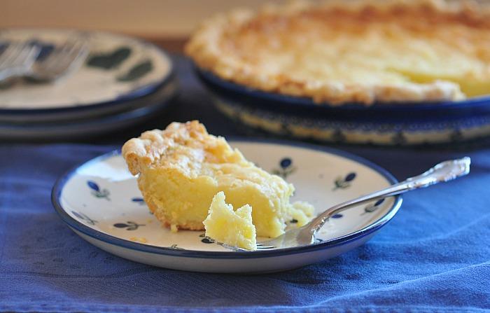 Кефирный пирог в мультиварке - фото шаг 6