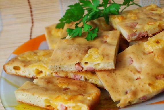 Закуска с колбасой - фото шаг 4