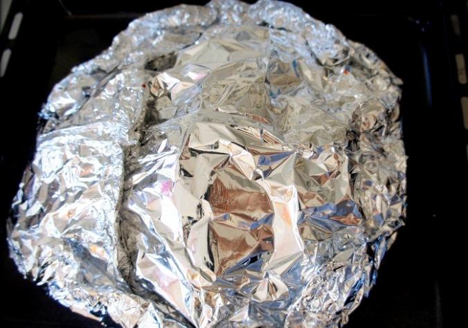Баранина, запеченная с картофелем   - фото шаг 6