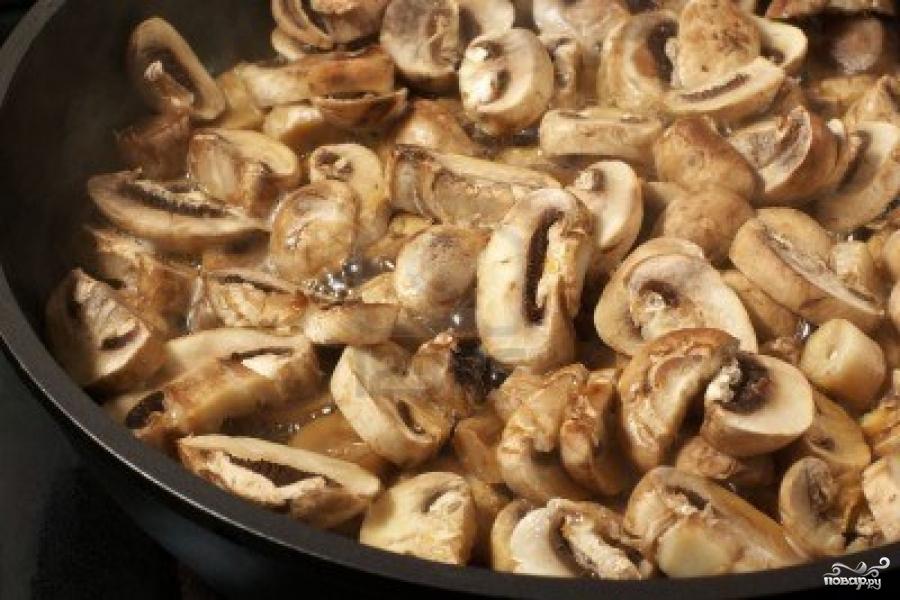 Жареные грибы в мультиварке рецепты 124