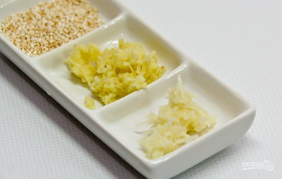 голени в соусе терияки в духовке рецепт