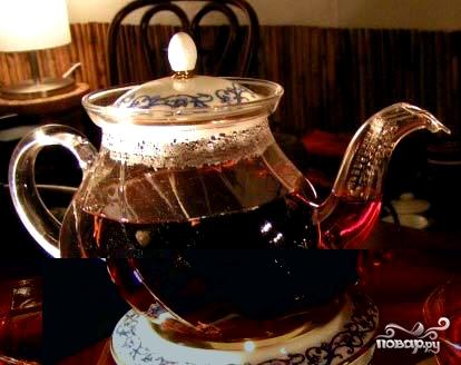 Коврижка на чае - фото шаг 1