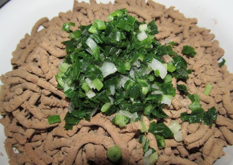 Приготовить рагу из свинины с картошкой и кабачками в мультиварке
