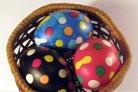Крашеные яйца Крапанки