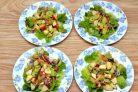 Салат с сельдереем стеблевым