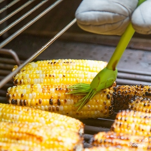 Кукуруза в соевом соусе - фото шаг 4