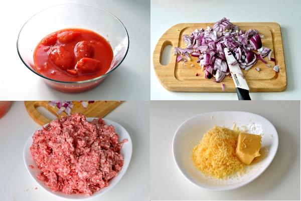 Рецепт Лазанья болоньезе с соусом бешамель