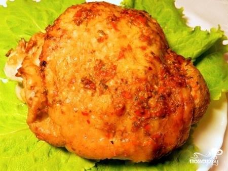 куриные крылышки в духовке в пакете рецепт с фото