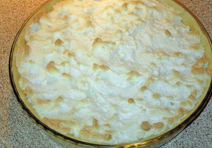 Лимонные пирожные с безе - фото шаг 7