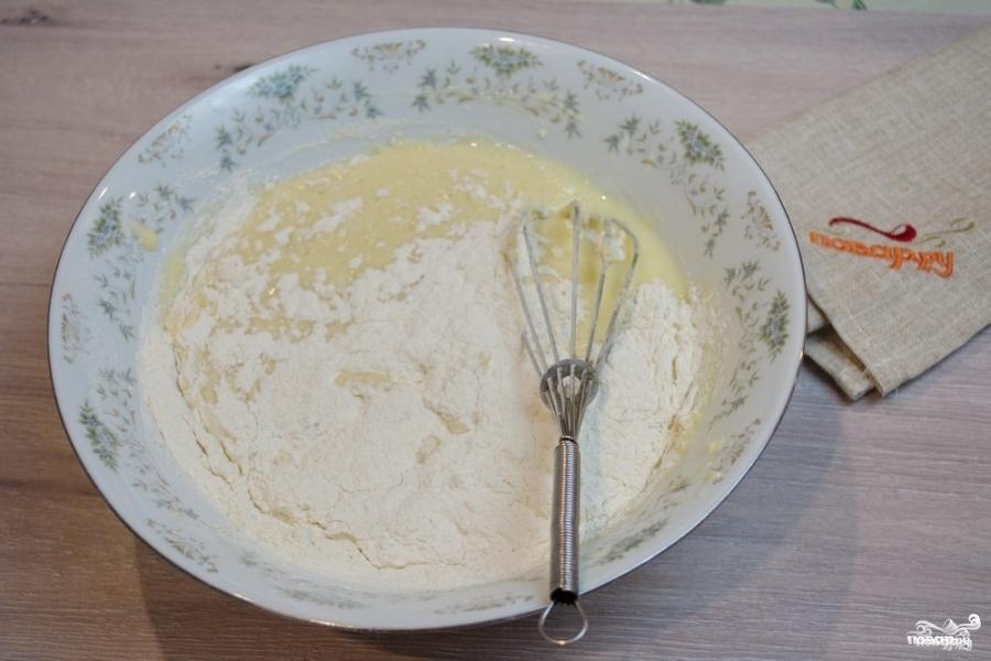Вкусные кексы - фото шаг 3