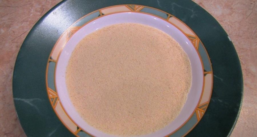 Сыр на сковороде - фото шаг 3