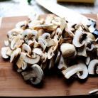 Рецепт Бифштекс в грибном соусе