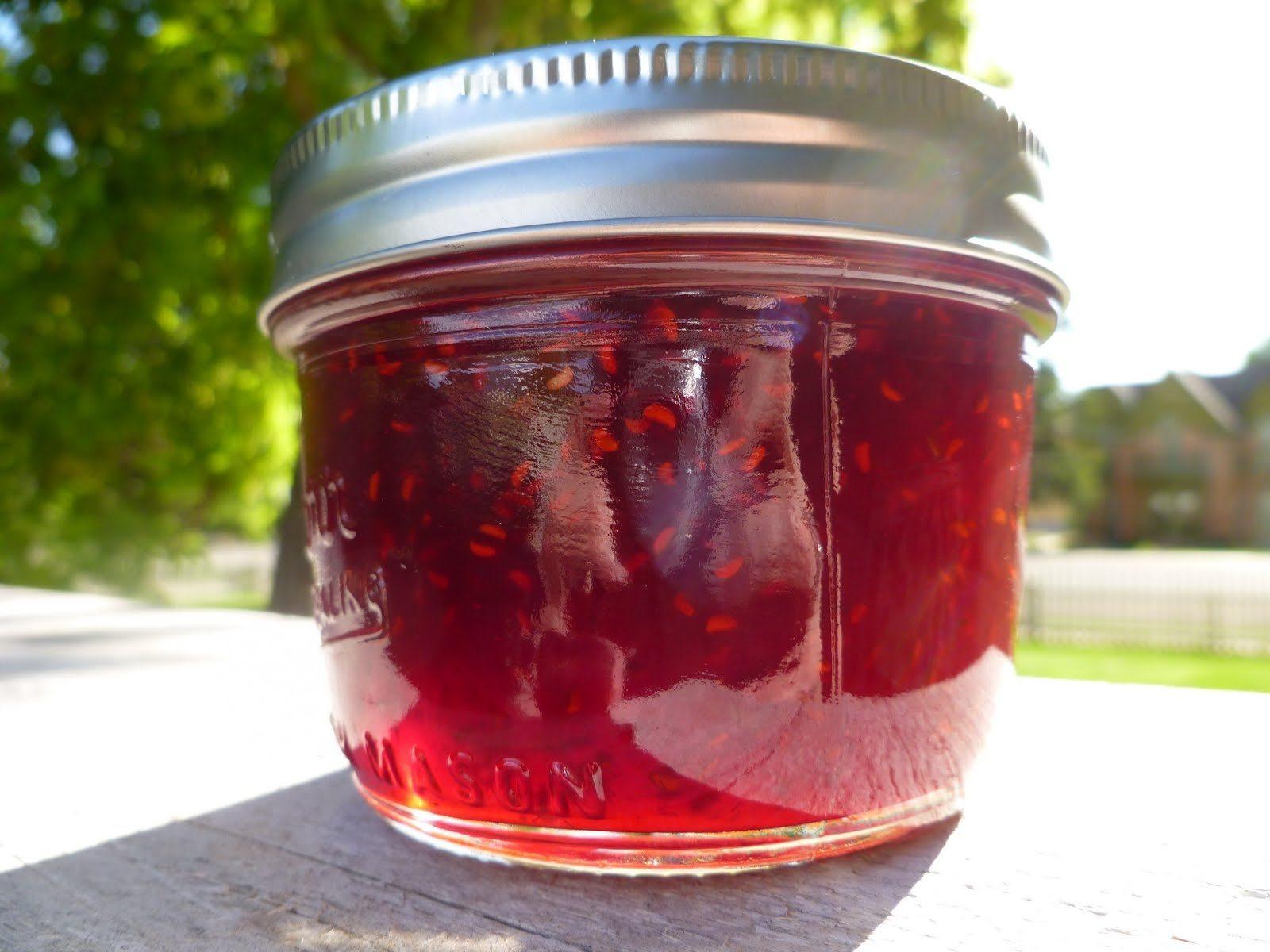 Рецепт Варенье из малины