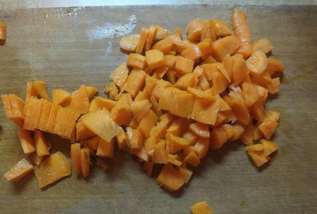 Рагу с цветной капустой - фото шаг 2