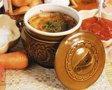 Суп из баранины с клецками - фото шаг 8