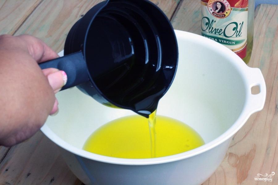 Рецепт Итальянская заправка для салата