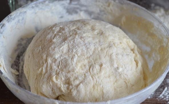 Тесто для духовых пирожков - фото шаг 4