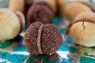 Шоколадное печенье Поцелуй дамы