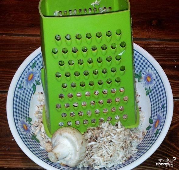 Мидии в духовке - фото шаг 2