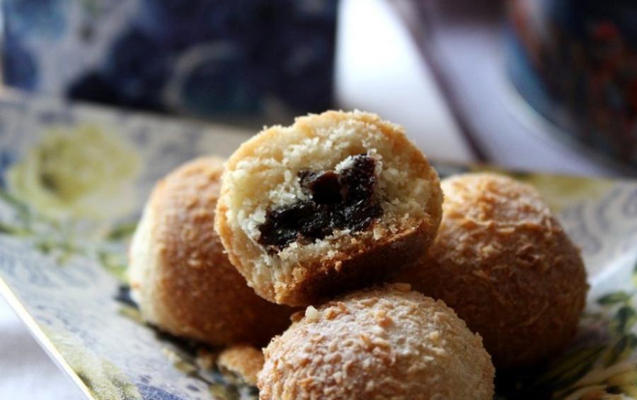 Печенье с черносливом - фото шаг 6