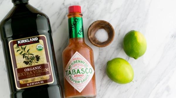 Мексиканский овощной салат - фото шаг 2