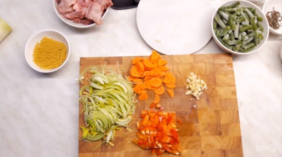 пошаговый рецепт супа из кролика