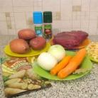 Рецепт Щи из квашеной капусты