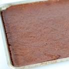 Рецепт Праздничные шоколадные пирожные с глазурью