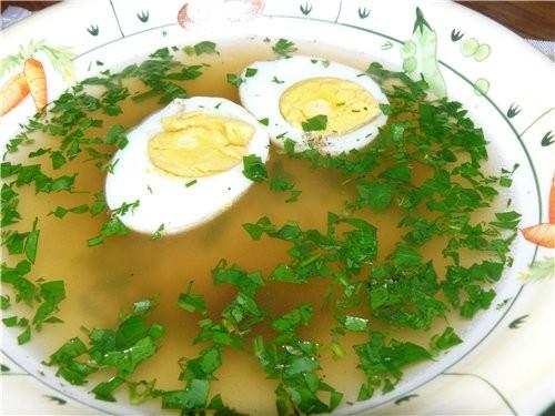 Диетический куриный суп - фото шаг 4