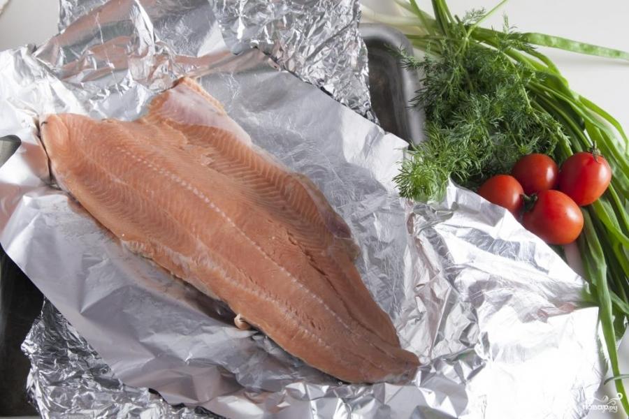 рыба филе с сыром в духовке рецепт с фото