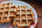 Сырные вафли (ПП завтрак)