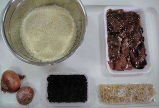 Рецепт Плов с куриной печенью